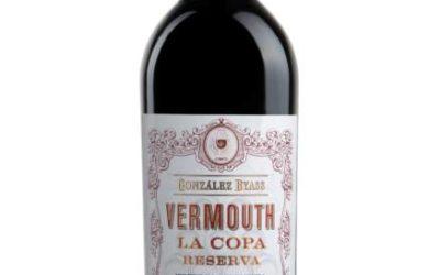 LA COPA RESERVA. El nuevo vermouth con mucha historia de GONZÁLEZ BYASS