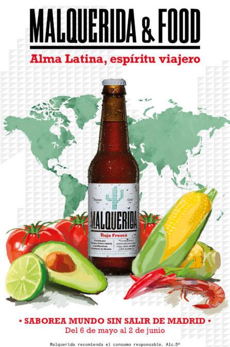 MALQUERIDA & FOOD. Viajando por los sabores del mundo