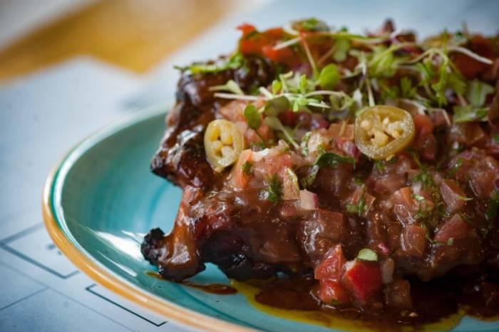 ARZÚA. Un auténtico festín carnívoro para todos los gustos