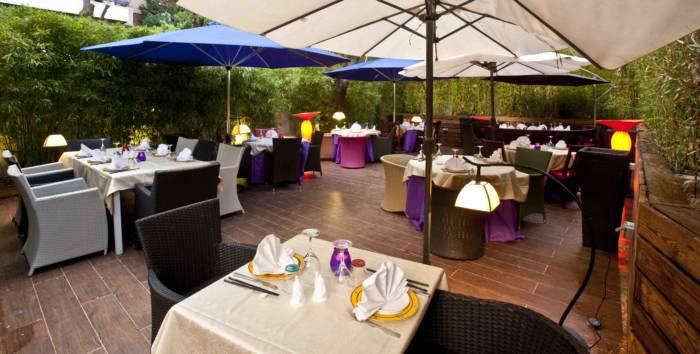 EL BUND. La terraza más sugerente y exótica para el verano