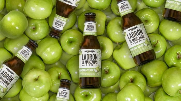 LADRÓN DE MANZANAS. ¡Ahora llega la Manzana Verde!
