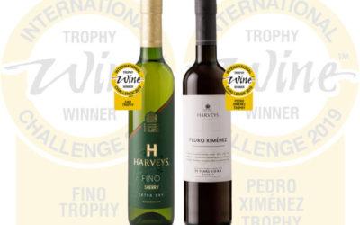 HARVEYS. Reconocimiento internacional para un gran Sherry