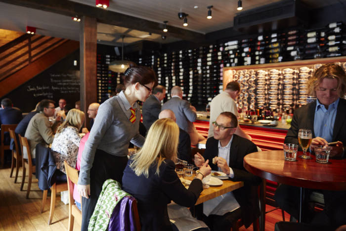 TAPAVINO. El rotundo éxito de los Vinos de Jerez en Sidney
