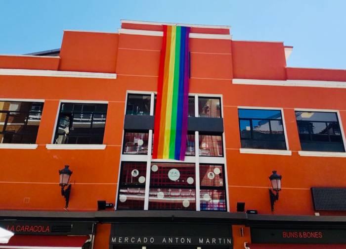 MERCADO DE ANTÓN MARTÍN. Orgullo de Mercado