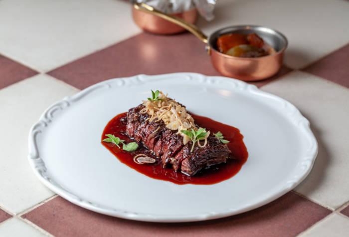 LE BISTROMAN ATELIER. Brillante cocina francesa en cuerpo y alma