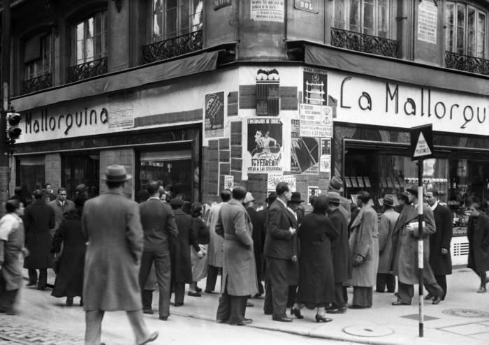LA MALLORQUINA. 125 años de la historia dulce de Madrid