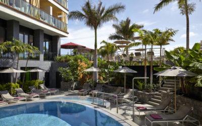 BOHEMIA SUITES & SPA. Un hotel que deslumbra mirando al mar