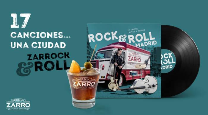 VERMUT ZARRO. A ritmo de rock & roll