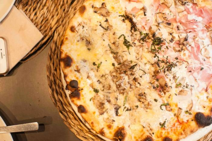 MASSART PIZZA. Los gemelos pizzeros que triunfan en Madrid