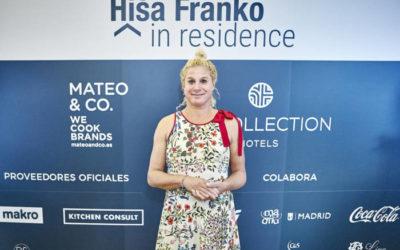 HISA FRANKO. La mejor cocina eslovena llega a Madrid con Ana Ros