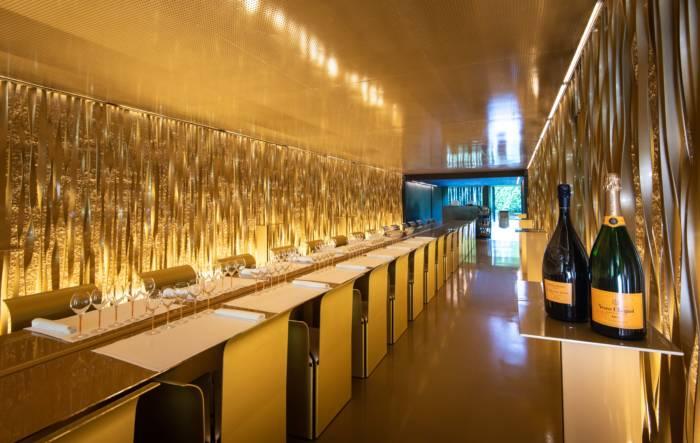 LA GRANDE DAME 2008. El espectáculo del nuevo vintage de Veuve Clicquot