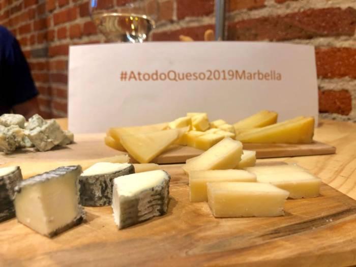 A TODO QUESO 2019. La fiesta del queso se da cita en Marbella