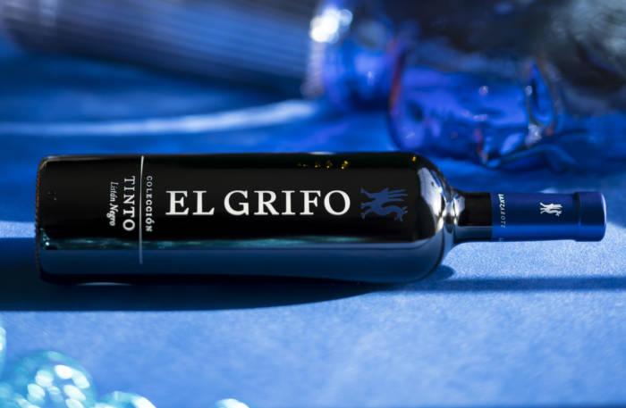 EL GRIFO TINTO COLECCIÓN 2018. Personalidad muy especial