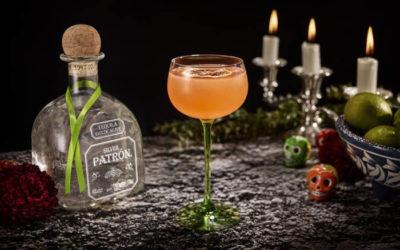 TEQUILA PATRÓN. Celebrando el Día de Muertos