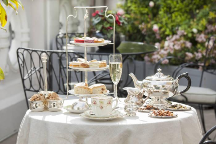 HERITAGE MADRID HOTEL. ¡Llega la verdadera hora del té!