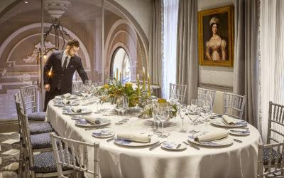 HERITAGE HOTEL MADRID y HOTEL ORFILA. Una Navidad de otro mundo