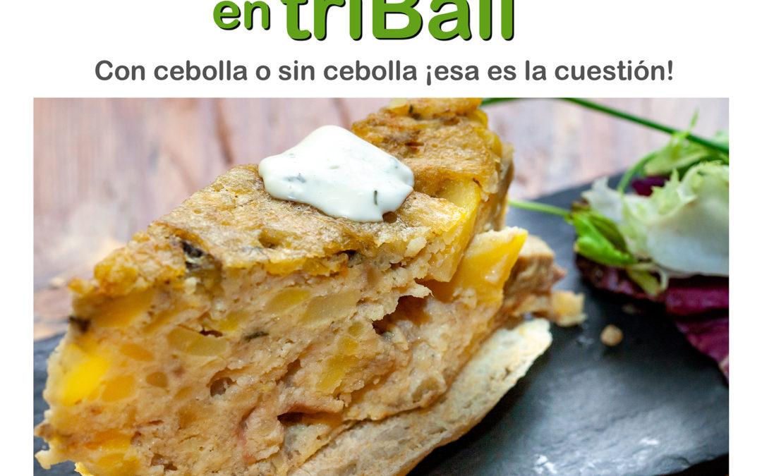 TRIBALL. III Jornadas Gastronómicas de la tortilla de patata