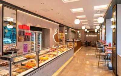 LA MALLORQUINA. Estrenando nueva pastelería en el Barrio de Salamanca