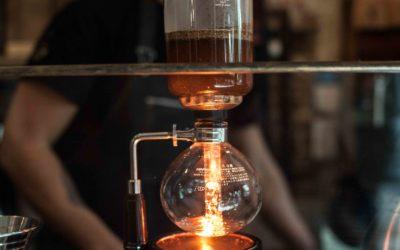 CAFÉ DEL ART. El éxtasis del café de especialidad