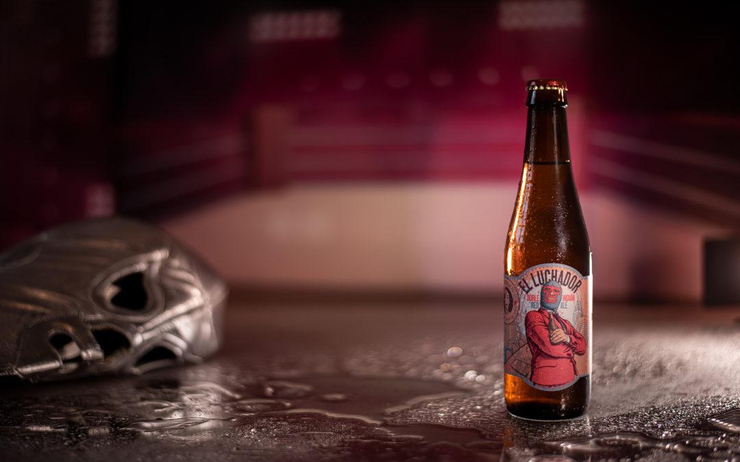 LA VIRGEN. La nueva cerveza se llama EL LUCHADOR