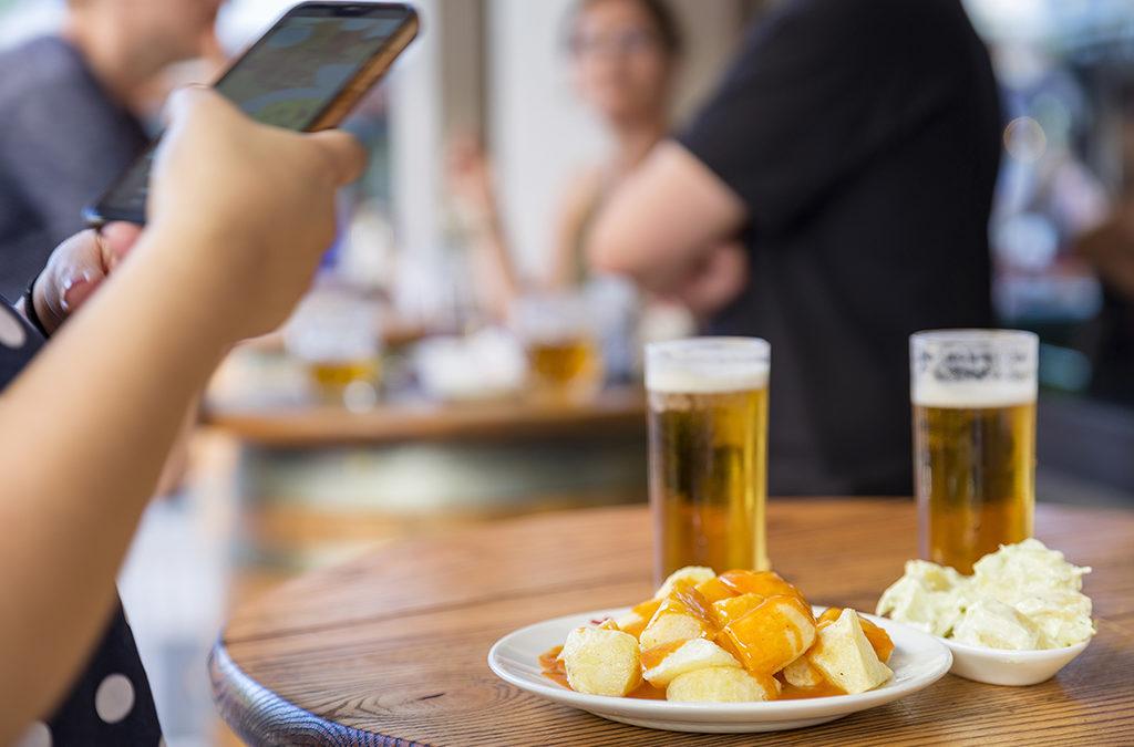 DOCAMAR. El secreto de las mejores patatas bravas de Madrid