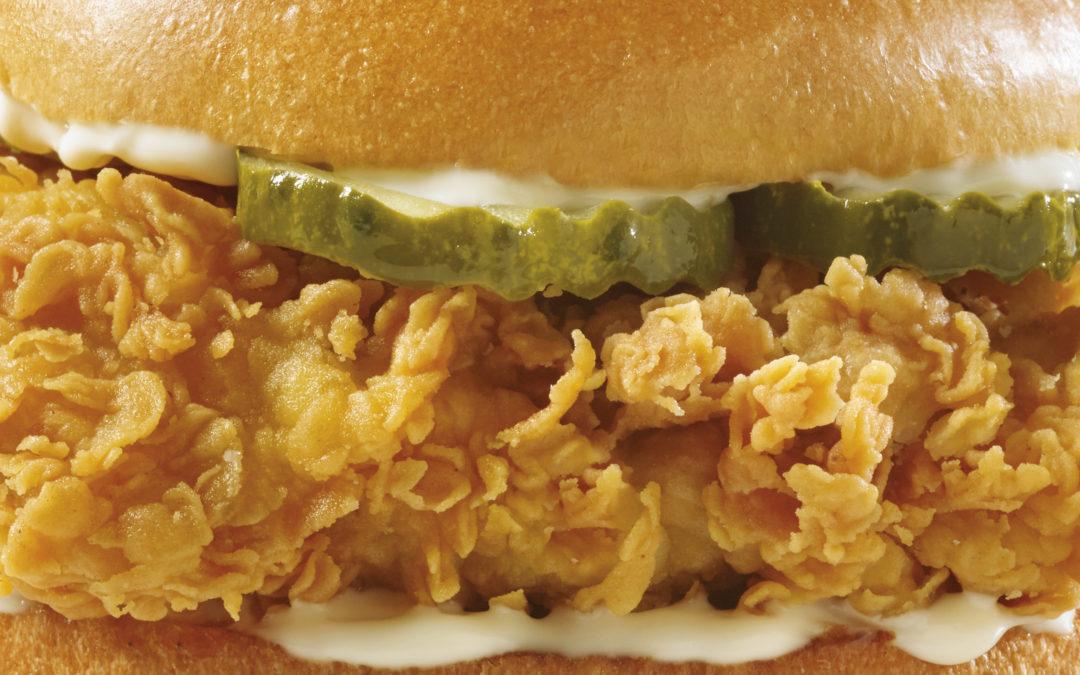 POPEYES. El pollo más sabroso llegado desde Luisiana