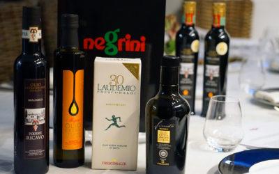 Un viaje por los mejores AOVE's italianos