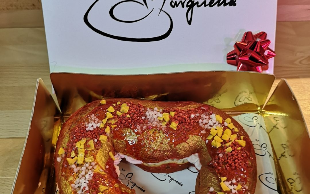 ROSCONERÍA BARGUEÑO. Celebrando San Valentín